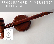 Procuratore a  Virginia Occidentale