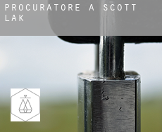 Procuratore a  Scott Lake