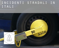 Incidenti stradali in  Italia