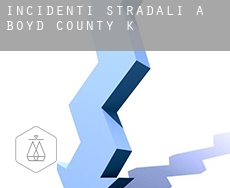 Incidenti stradali a  Boyd County